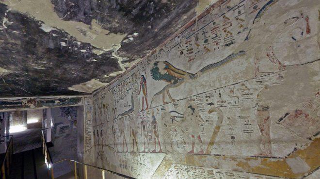 Canon reproduce obras del Antiguo Egipto con tecnología de impresión elevada